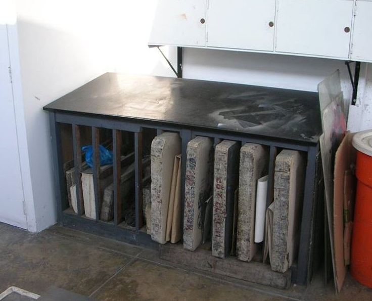 Piedras litograficas