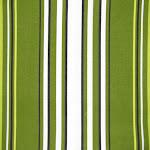 Tela - Rayas verdes