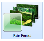 Download Windows 7 Rainforest thema sa zvukom