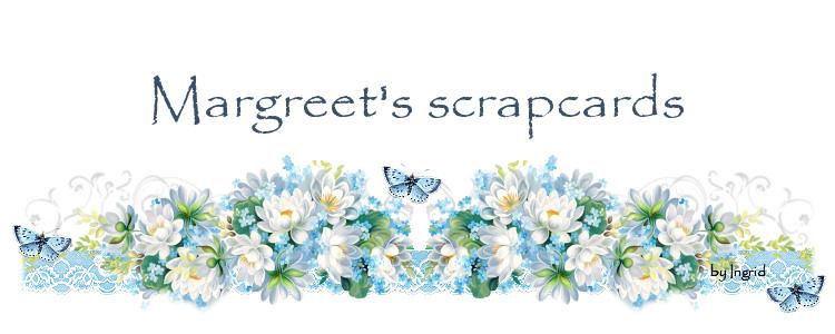 Margreet's scrapcards