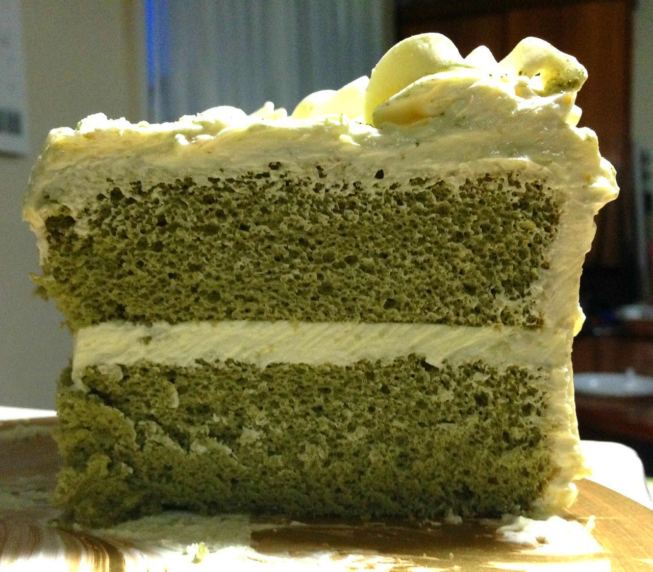 Heavenly Healthy Matcha Green Tea Cake Recipes — Dishmaps