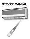Thumbnail Sharp Air Conditioner AH-AU-A189J Service Manual