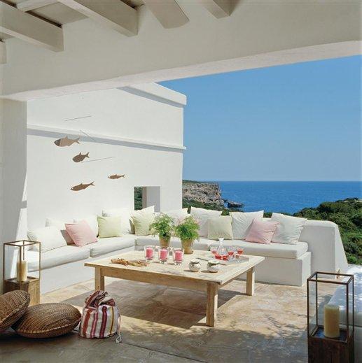 Con vistas al mar with views to the sea - Muebles para apartamentos de playa ...