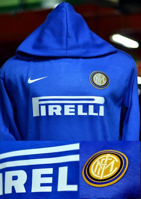 Jumper Hoodie Inter Milan