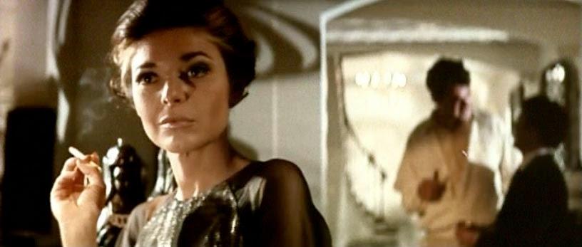 Mrs Robinson (Anne Bancroft) dans Le Lauréat, de Mike Nichols (1967) référence 50 nuances de grey