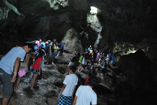 Bohol Hinagdanan Cave_01