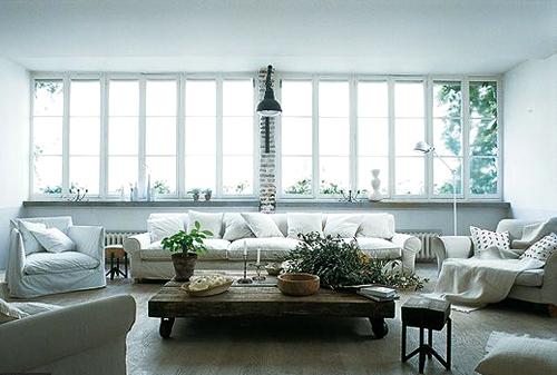 El estilo mediterr neo ideas para decorar dise ar y - Salon mediterraneo ...