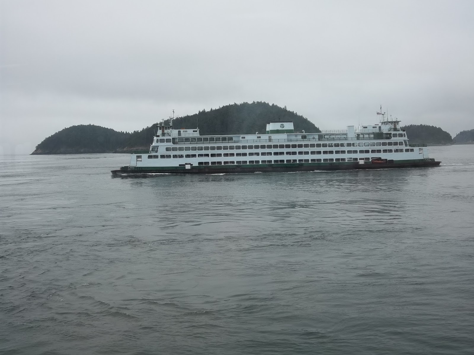 2 on the road anacortes wa to sidney bc ferry a full view sciox Choice Image