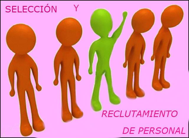 """""""SELECCIÓN Y RECLUTAMIENTO DE PERSONAL"""""""