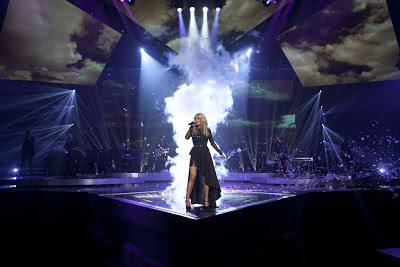 Carrie Underwood live in concert