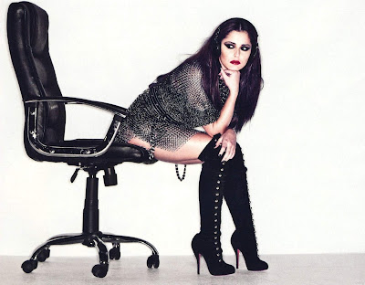 Cheryl Cole Wallpaper Photoshoot
