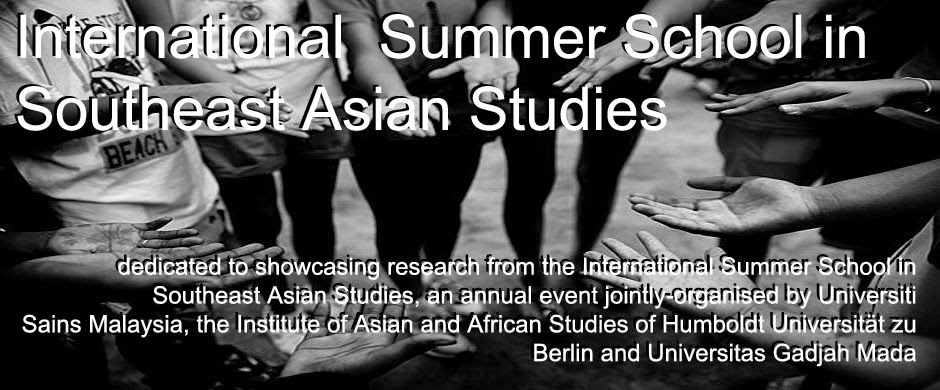 International Summer School in Southeast Asian Studies