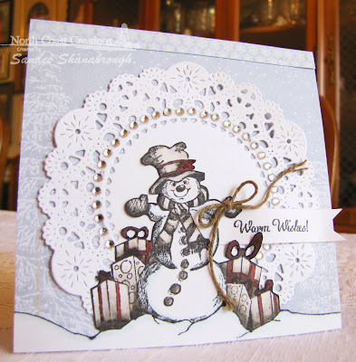 Stamps - North Coast Creations Let It Snow