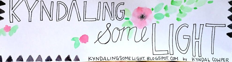 Kyndaling Some Light