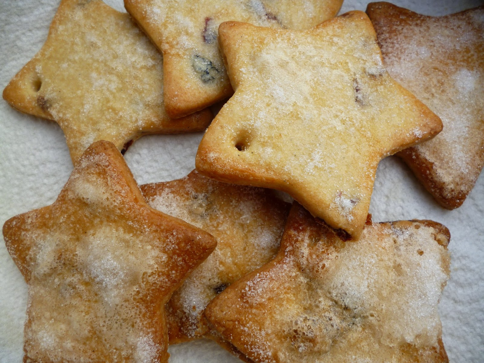 Christmas Tree Biscuit decorations recipe