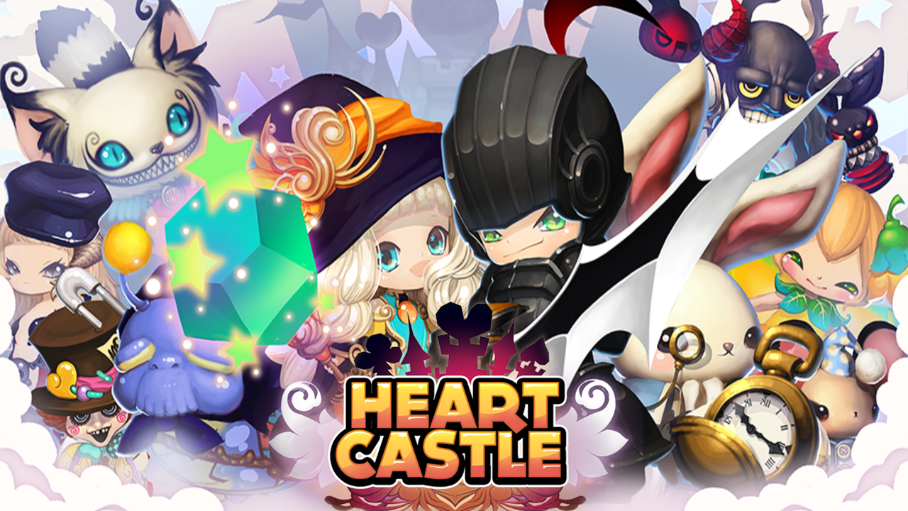 Heart Castle Gameplay IOS / Android