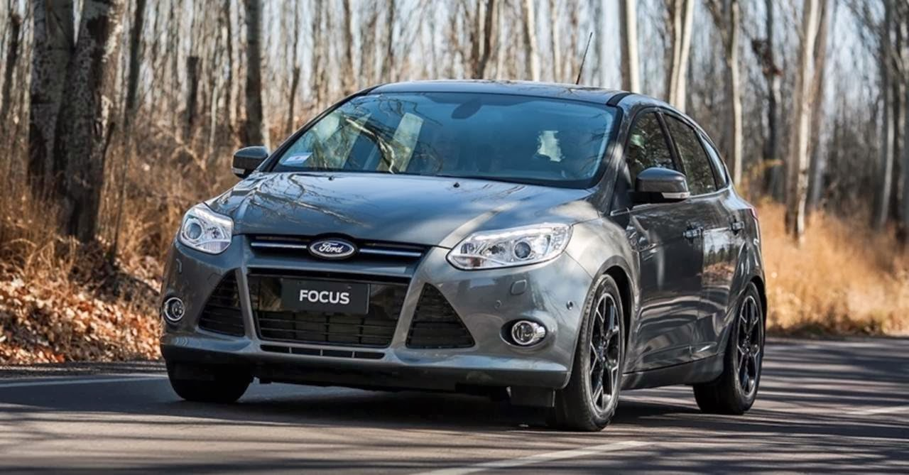Novo Ford Focus 2014 Hatch
