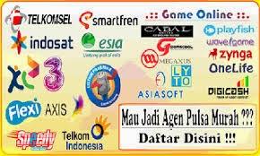 Peluang Bisnis Pulsa Murah Gratis Daftar bersama server Istana Reload