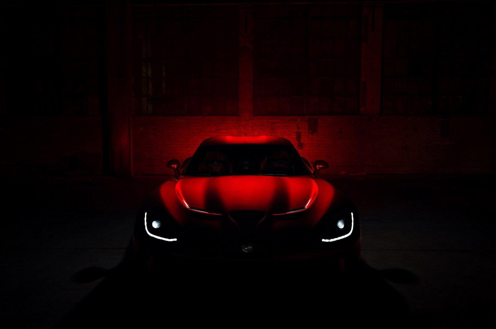 auto 2013 SRT Viper