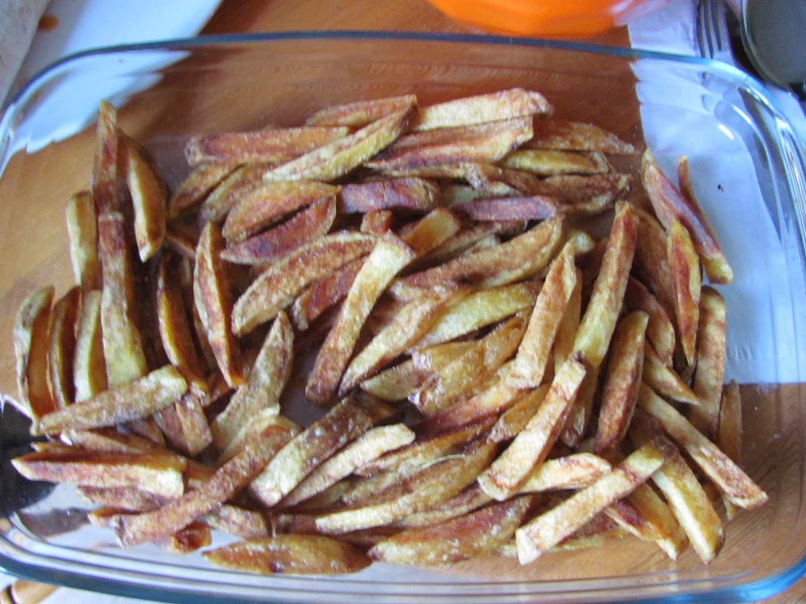 Double-Fried Fries