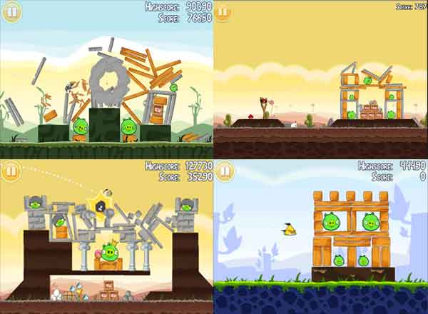 gratis download free Game Angry Birds v 162 (Indowebster)
