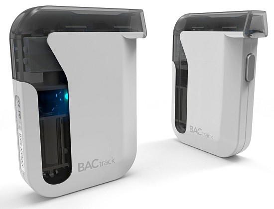 BACtrack Mobile Breathalyser