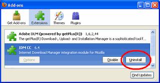 Cara Instal IDM Di Mozilla Firefox 4 | FieRoe Blog