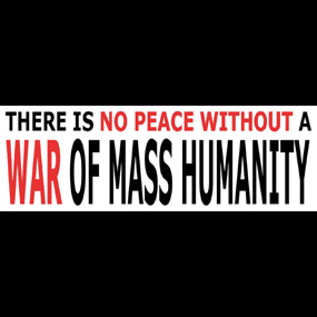 Unvillent War of Humanity