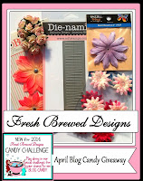 APRIL BLOG CANDY GIVEAWAY with FBD!