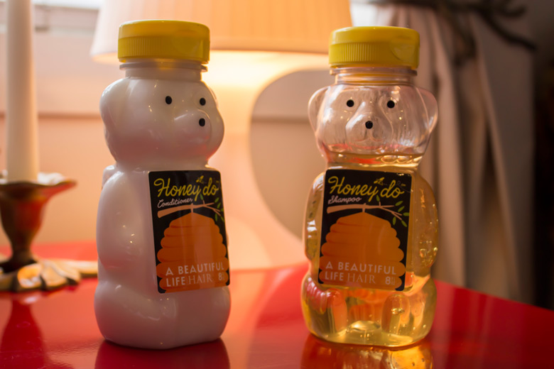 A Beautiful Life, Honey'do shampoo, Honey'do conditioner, review