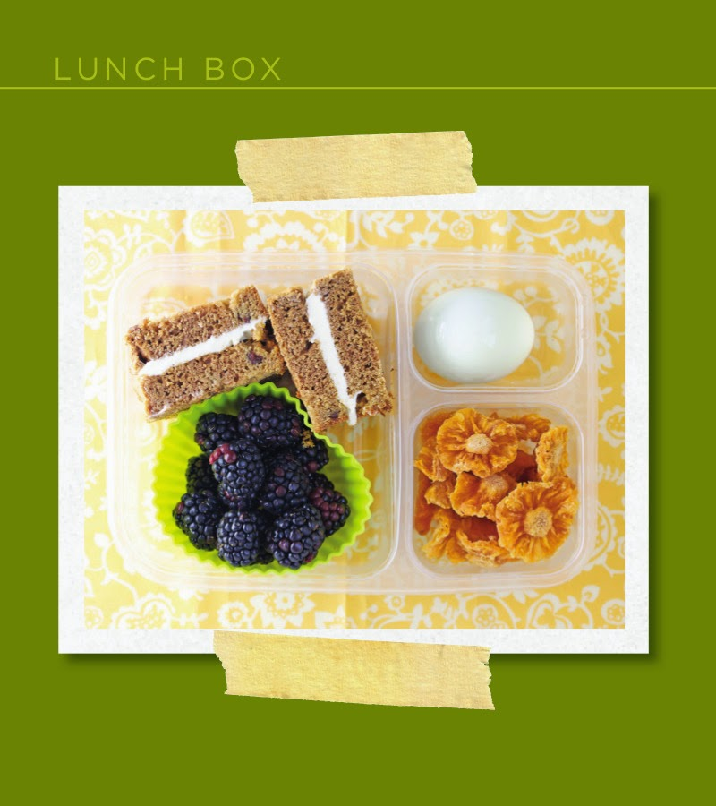 Awesome lunchbox recipes