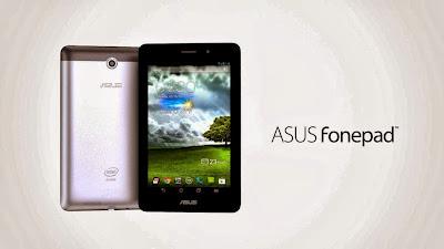 Harga dan Spesifikasi  Tablet Asus Fonepad Terbaru 2013