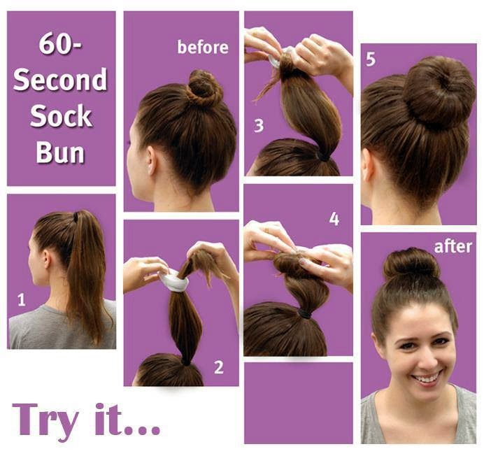 Hair Makeup Step by Step