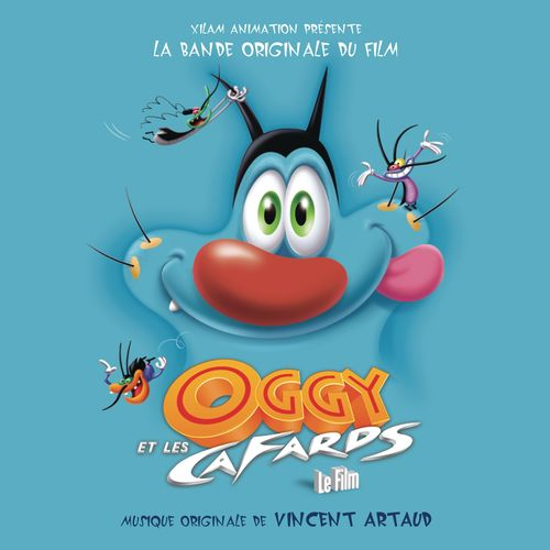 Mèo Oggy Và Những Chú Gián Tinh Nghịch - Oggy and the Cockroaches The Movie