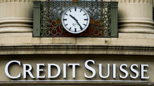 Credit Suisse hindari pembayaran pajak
