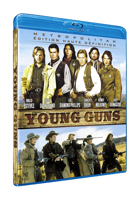 Young Guns 1988 |FRENCH| [BluRay 720p] [FS]