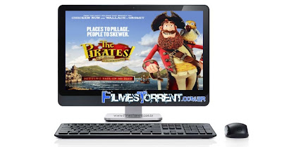 Baixar Filme Piratas+Pirados!+(The+Pirates!+Band+of+Misfits) Piratas Pirados! (The Pirates! Band of Misfits) (2012) BDRip XviD Dual Áudio torrent