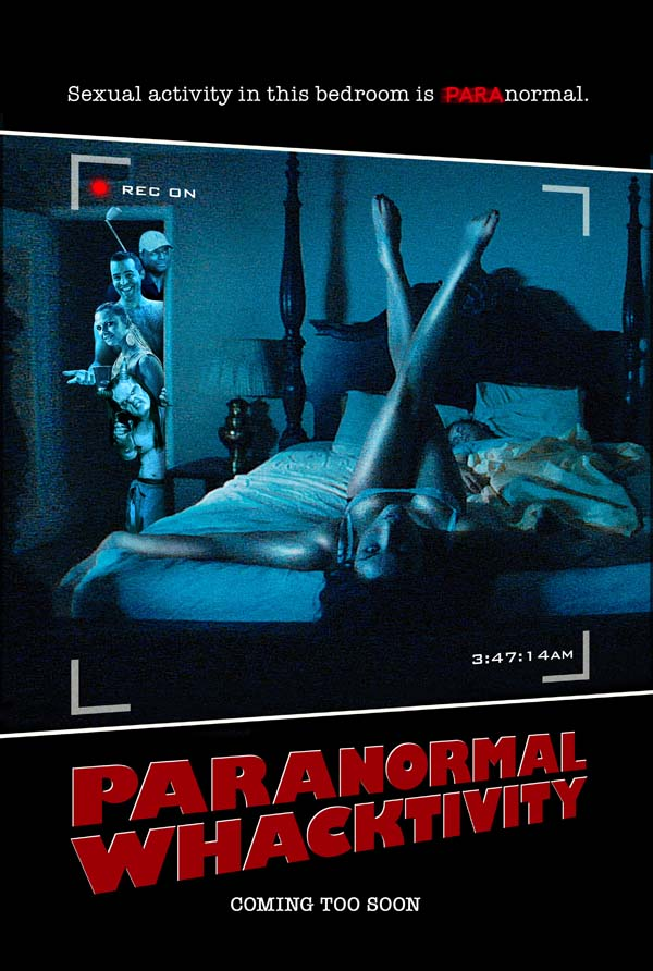 Paranormal Whacktivity Trailer (2013)