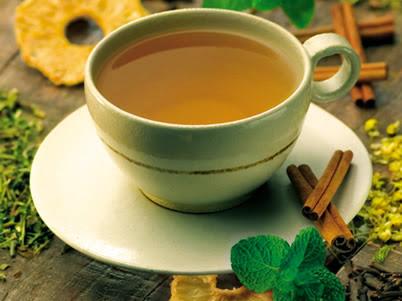 Chá laxativo