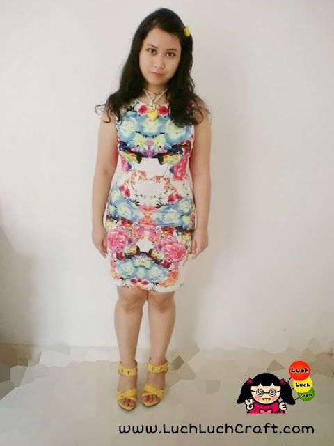Fashion Trend: Floral Printed Dress - Love Aupie