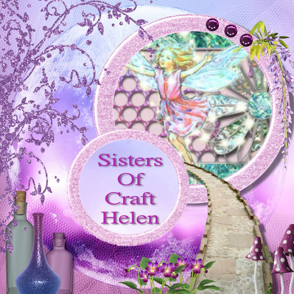 Sisters of Craft Challenge Blog DT Member