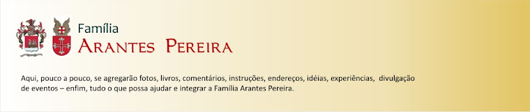 Família Arantes Pereira