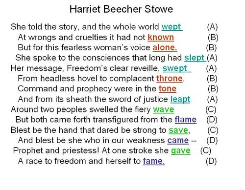 poetry poem types of poetry