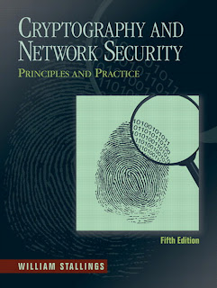 Cryptography and Network Security Book Slides