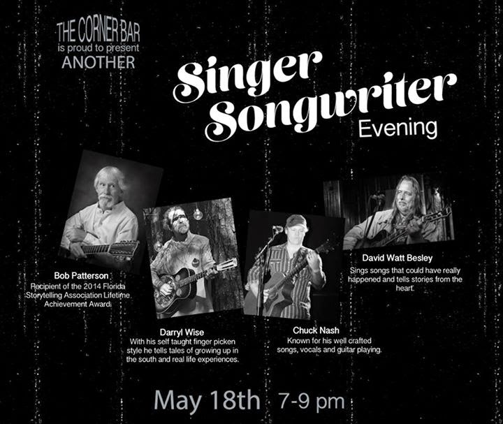 Singer Songwriter Night V
