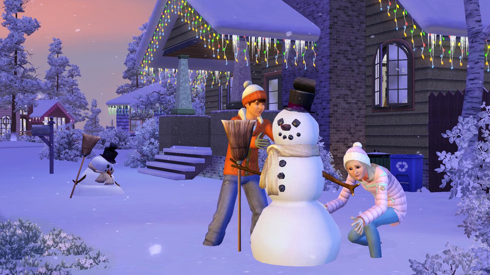 Allt Om Sims: Svar på Frågestund