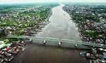 Sepuluh sungai terpanjang di Indonesia