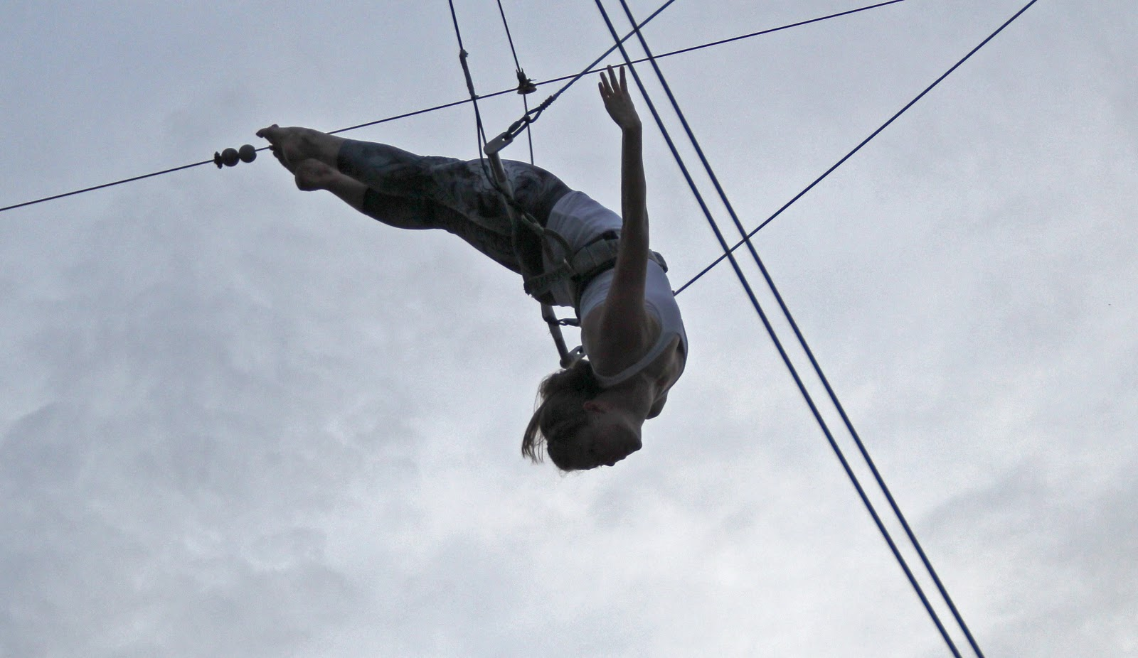 How to pump a trapeze 97