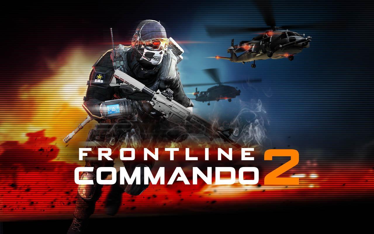 FRONTLINE COMMANDO 2 APK Mod (dinero ilimitado)