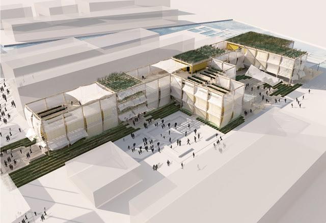 Atria, Estúdio de Brasília, leva sua arquitetura à palestra em Milão